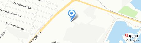 Рем-Авто на карте Красноярска