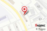 Схема проезда до компании Фактор Роста в Красноярске