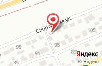 Схема проезда до компании Hostelinn в Иннополисе