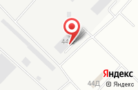 Схема проезда до компании Ориентир-М в Красноярске