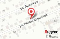 Схема проезда до компании Кроха в Красноярске