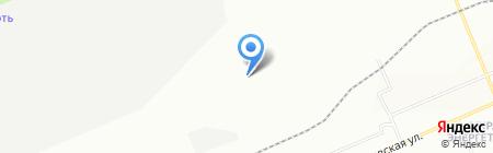 Фаворит на карте Красноярска