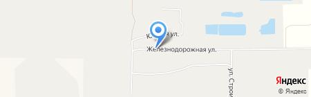 Кузнечный двор на карте Старцево