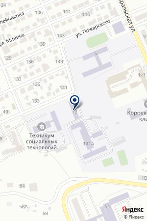 ГОУ КРАЕВОЙ ЦЕНТР ПСИХОЛОГО-МЕДИКО-СОЦИАЛЬНОГО СОПРОВОЖДЕНИЯ на карте Красноярска