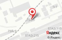 Схема проезда до компании Витрина в Красноярске
