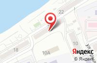 Схема проезда до компании Ск Сотэл в Красноярске
