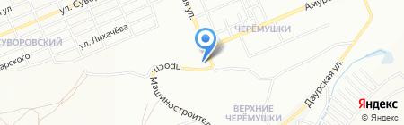 Life-Inet на карте Красноярска