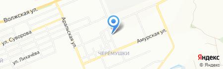 ДОМОВОЙ на карте Красноярска