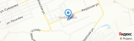Neweffect на карте Красноярска