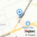 Российский трикотаж на карте Красноярска