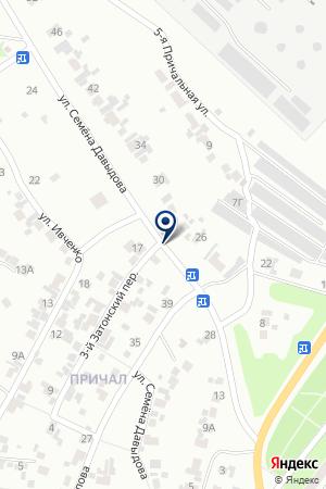 МОУ ЕМЕЛЬЯНОВСКАЯ СРЕДНЯЯ ОЩЕОБРАЗОВАТЕЛЬНАЯ ШКОЛА № 3 на карте Красноярска