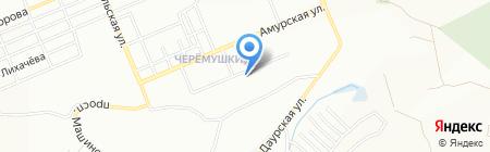 Светлана-93 на карте Красноярска