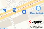 Схема проезда до компании Киоск по продаже фастфудной продукции в Красноярске