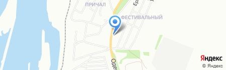 Дежурный на карте Красноярска