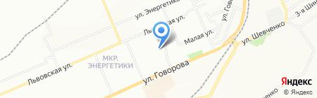03 на карте Красноярска