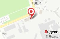 Схема проезда до компании Фокус-Группа в Красноярске