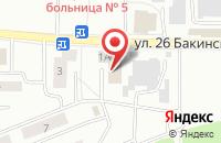 Схема проезда до компании Аналитическо- Юридическое Агенство «Колумб» в Красноярске