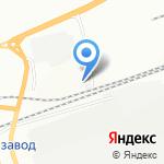 ТехноСервис на карте Красноярска