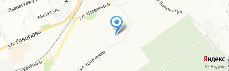 Детский сад №271 на карте Красноярска