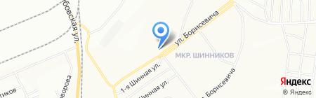РУСЛИ на карте Красноярска
