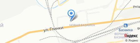 Красноярская Фабрика Лестниц на карте Красноярска