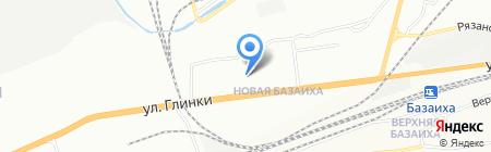 Баллада на карте Красноярска