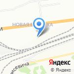 СИБТЭК на карте Красноярска