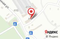 Схема проезда до компании Комплекс в Красноярске