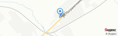 ПромТрансКомплект на карте Красноярска