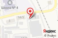 Схема проезда до компании Салон-магазин автозапчастей в Дружном