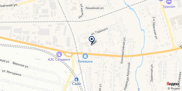 АвтоSound на карте Березовке