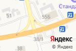 Схема проезда до компании ПлатеЖКа в Берёзовке