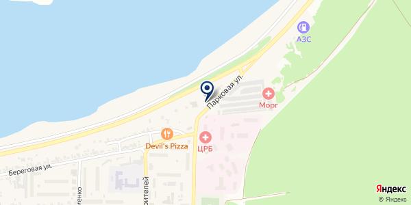 Абат Сервис на карте Березовке