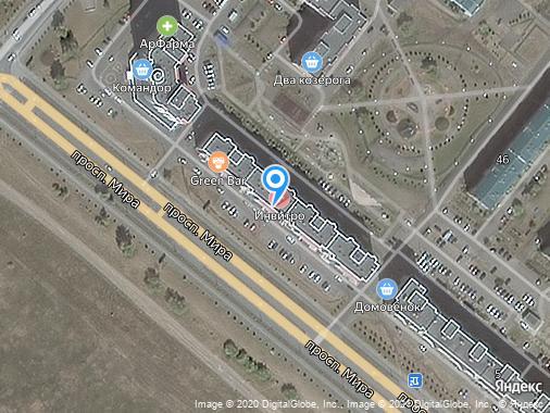 Продаю 1-комнатную квартиру, 47 м², Сосновоборск, проспект Мира, 3