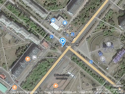 Продажа гаража, 51 м², Сосновоборск