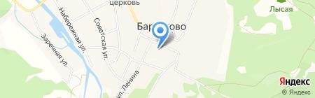 Пчёлка на карте Бархатово