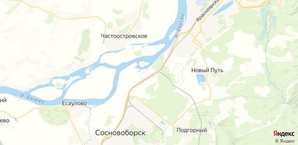 Тартат на карте