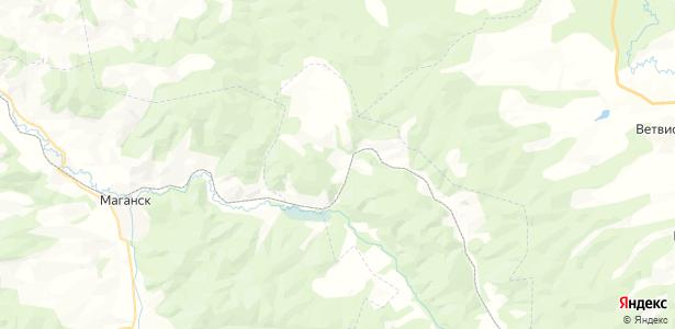 Сорокино на карте