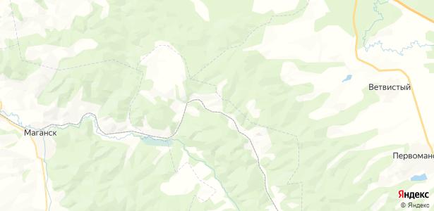 Самарка на карте