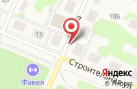 Схема проезда до компании Гаражно-Строительный Кооператив №16 в Железногорске