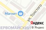 Схема проезда до компании Банкомат, Газпромбанк в Железногорске