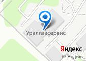 Кислородно-ацетиленовый завод на карте