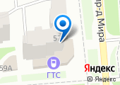 Городская Телефонная Сеть на карте