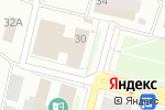 Схема проезда до компании Jazz-shop.ru в Железногорске