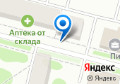 Русский Разгуляй на карте