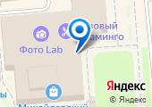 Сибирская мебельная компания на карте
