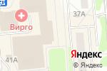 Схема проезда до компании Двери+окна в Железногорске