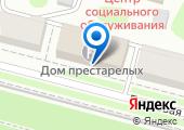 Железногорский дом-интернат для граждан пожилого возраста и инвалидов на карте