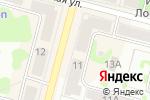 Схема проезда до компании Ralf в Железногорске