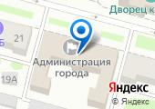 Совет депутатов г. Железногорска на карте